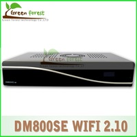 Dm 800hd se with wifi Decoder DM 800 HD SE Sim card 2.10 as Dm800se Satellite TV Receiver