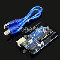 Free shipping ! ROBOTALE UNO development board + USB cable compatible for arduino