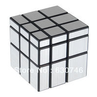 Free Shipping 3x3x3 ShengShou Wire Drawing Style Magic Cube Black