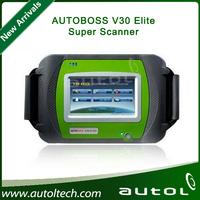 HOT!HOT! 2013 Top SPX AUTOBOSS V30 Elite Auto Scanner 100% original update on line V30 elite