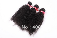 Wholesale 5A Grade Mix 2pcs Virgin Indian Natural remy  Hair 100% Unprocessed Black Human Hair With DHL Free Shipping