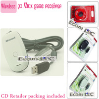 New Official/original Wireless Gaming Controller Receiver Adapter  For Xbox 360 Xbox360 USB 2.0 free shipping