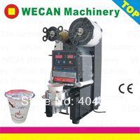 Top quality Automatic desktop sealer  paper cup  sealing machine