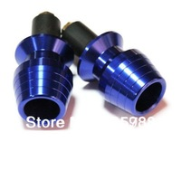 "Motorcycle Bar Ends Slider  Motorbike Bar Ends Sliders Aluminum Handlebar Grips Bar Ends Slider 7/8"" 22MM"