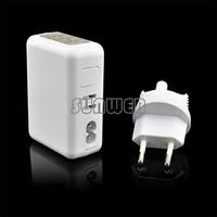2013 New 4 Ports USB Wall Home AC Charger Adapter For phone EU Plug TK0557