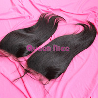 Freestyle Swiss Lace Top Closure Body Wave Human Virgin Brazilian Hair Lace Closure 4x4 Middle Parting 3way part