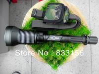 Shenhuo sst90-x6 led glare flashlight led flashlight 2300lm