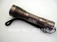 T6 light beads glare flashlight dimming t6 zoom flashlight light flashlight mini focusers