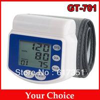 Automatic Wrist Type Intelligent Electronic Sphygmomanometer Medical equipment GT-701