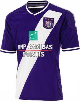 A+++ 2014 RSC Anderlecht Home Thailand Blue Soccer Jersey 2015 Futbol Shirt 14 15 Belgium Football Kit