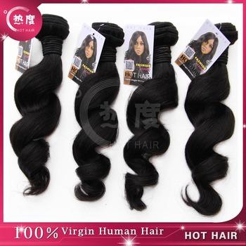 5A brazilian virgin hair loose wave hair wholesale extensions 4pcs lot cheap hair bundle free shipping