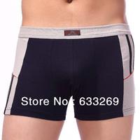 DD&SS Men's Underwear Boxers Cotton 2pcs/Box High Quality BL8022 Free Shipping
