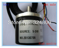 High quality Photoelectric rotary encoder AB phase pulse incremental line 400  pulse   400lines rotary