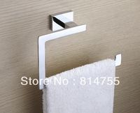 Free Shipping Towel Ring/Towel Holder,Solid Brass Made, Polished Chrome finish,Bathroom Hardware,Bathroom Accessories #WT14