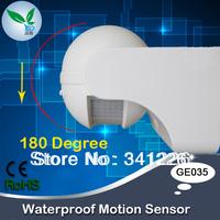 Hot-selling photoelectric switch, waterproof IP44 outdoor photocell light sensor photoelectric switch sensor(GE035)