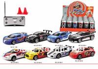 1:58 RC Mini 7.5CM Coke Can Car 2010B Radio Control Racing