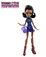 Genuine Monster High dolls Dance class series,Robecca Steam original monster high toys gift for girl 2013 NEW Free Shipping
