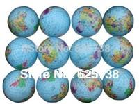 Best seller 2014 design golf ball high quality golf globe gift ball collection golf ball trainers ball 6pcs / lot  free shipping