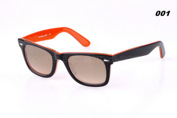 Hot Selling 27 Colors Men's/Woman's Sunglasses plank material frame Glass lens 2140 Sunglasses With Free Shipping-2140