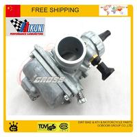 Mikuni  Carburetor  VM24 28mm Round Slide Carburetor for 150cc 200cc 250cc ATV Quad Buggy Go Kar Carb free shipping