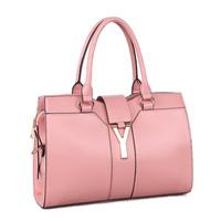 Promotion 2014 Fashion High Quality Women Real Genuine Leather Y Brand Designer Satchel Handbags Tote Bag Purse
