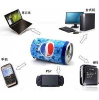 Wholesale Factory Price USB Flash Drive MiNi Speaker Computer Speaker Portable Stereo Speaker Mp3 Music Player, Radio