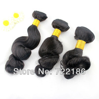 Queen Hair Body Wave Cambodian 100% Virgin Human Hair  Tangle Free 5A Unprocessed Natural Color