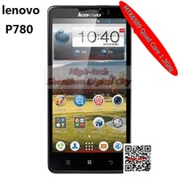 Freeshipping!Lenovo P780 MTK6589 Quad Core 1.2GHz 5.0 inch IPS 8MP Camera Android 4.2 1GB+4GB 4000mAh 3G Smart phone/Russian