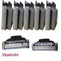 (80pcss/lot) Original Packaging Sharp Razor Blades For Men (M 3 model) Free Shipping