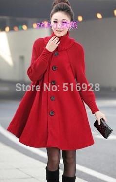 Осень зима шерсть для беременных пальто ветровка одежда узор верхняя одежда расширение элегантный одежда для беременных женщины