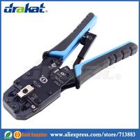 Network Compression Crimp Tool RJ45 RJ11 10P/8P/6P/4P