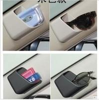 Free Shipping Car Storage Box Auto Truck Pocket Case Cigarette Cellphone Glasses Holder Organizer