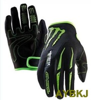 2013 new sport racing bike Full Finger Cycling Bicycle Motorcycle Sports Racing Game Gloves M L XL glove