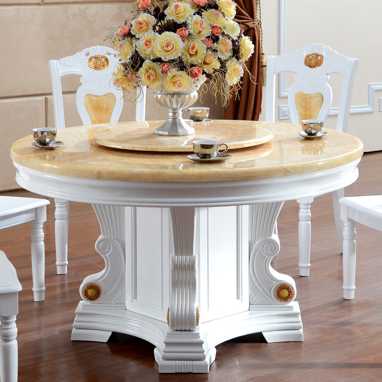 Amazoncom No Frustration Relaxation Meditation amp Peace  : Free Shipping New Yongxu furniture dinette Natural Yellow Marble round solid wood dining table 6002 from www.amazon.com size 750 x 750 jpeg 228kB