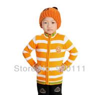 New arrival 2014 autumn winter children's sweater boy's sweater cardigan with zipper mock neck sweater ourterwear for kids