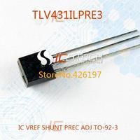 TLV431ILPRE3 IC VREF SHUNT PREC ADJ TO-92-3 431 TLV431 TLV431I TLV431IL 431I