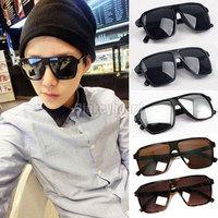 Cool Vintage Unisex Oversized 80's Wayfarer Anti UV Protection Sunglasses Free Shipping