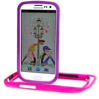 Luxus Aluminium Premium Metall Bumper For Samsung Galaxy S3 i9300 100% Brand New Free Shipping