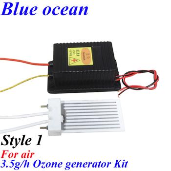 BO-2203PWAM-B, AC220V/AC110V 3.5g/h Ceramic plate type ozone generator ozonator parts for air sterilizer air cleaner purifie