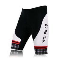 WOLFBIKE Padded Lycra Bicycle Cycling downhill Mountain Bike Shorts Anti Bacterial Pads MTB Road Tights Shorts Short Pants