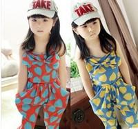 2013 girls chiffon jumpsuits fashion jumpsuits tide love girl jumpsuits wholesale free shipping