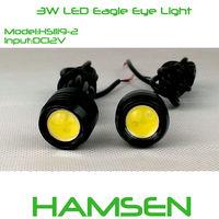 3W LED eagle eye light (DRL)