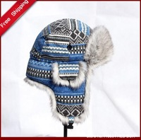Free shipping 2013 New Arrival Lei feng cap thermal skiing hat winter hat for women's H0003