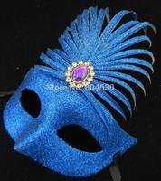 Gold Powder Banana Leaf Diamond Party Mask Sexy Woman Mask Venetian Masquerade Ball Decoration Mardi Gras Costume Christmas Gift