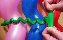 screw balloon promotion