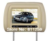 Free shipping 7''  digital HD headrest Monitor