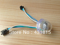 26mm UCS1903 LED Pixel Point Light;UCS1903 LED Pixel Module Light;3 pcs 5050SMD LEDs bult-in UCS1903 IC,DC12V input,IP67