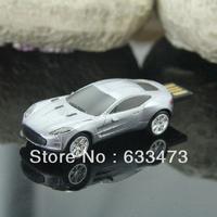 Customized/Brand your logo gift  Aston Martin car flash usb 8GB usb key logo car  stick hot sale  free shipping!