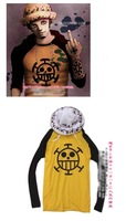 One Piece  Trafalgar Law cosplay costume /anime cosplay
