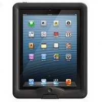 Swim Survivor Defender Transparent Cover Case,generation,three proof,water dirt shock   proof,for iPad 2 3 , +retail case
